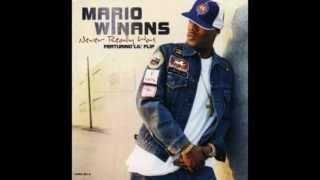 Mario Winans - Never Really Was (Instrumental)
