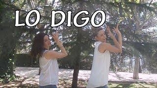 Lo Digo - Carlos Rivera  ft. Gente de Zona Zumba Coreografía