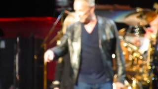 Stevie and Lindsey Encore Return 1 - Fleetwood Mac - Mansfield - 6-21-13
