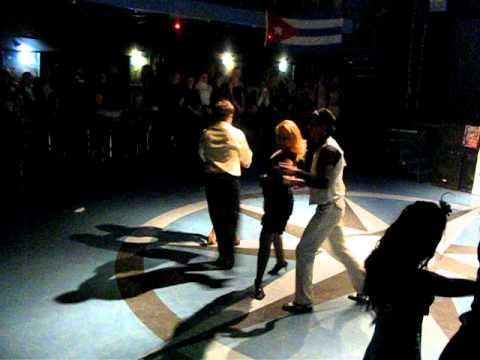 Salsa Amistad-2011. Average level – 1st semi-final