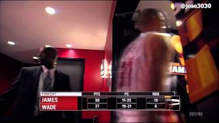 The Good Job, Good Effort Kid - Celtics @ Heat 2012 NBA Playoffs