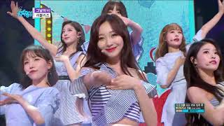 【TVPP】 Lovelyz - That Day, 러블리즈 - 그날의 너 @Show Music core2018