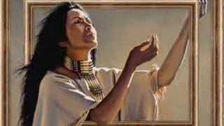 Fire in the Eyes - Native American Music - Apache'