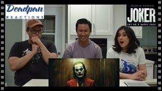 JOKER - Teaser Trailer | Reaction + Discussion