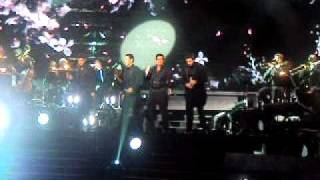 Il Divo - Time To Say Goodbye. Live at the London Coliseum