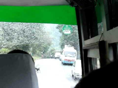 Martin in Nepal – Busfahrt nach Besisbahar