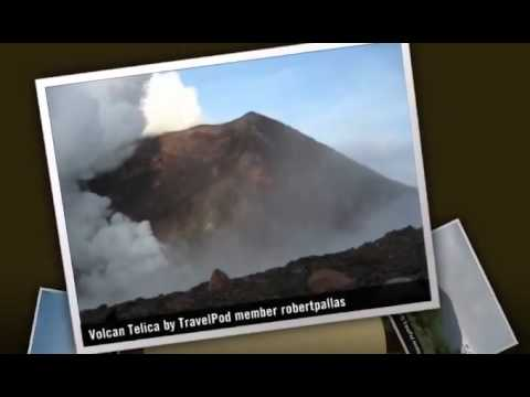 """Volanoes climbed: 2"" Robertpallas's photos around Leon, Nicaragua (weather volcan telica)"