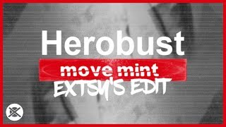 Herobust - Move Mint (EXTSY's Bass House Edit) 💥   Free Download