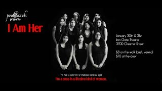 Intro Video | I Am Her (PENNaach 2015)