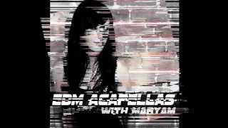 "Vocal Loops, Vocal Samples, Vocal Acapella - ""EDM Acapellas With Maryam"" - Royalty Free Sample Pack"