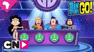 Teen Titans Go! | Audition | Cartoon Network Africa width=