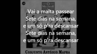 Ora Vejam La - Conjunto Antonio Mafra