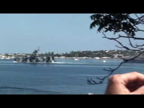 07-25-2010 Part 4 of 31 – Navy parade at Sevestopol, Crimea, Ukraine Part 2.wmv
