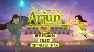 Arjun, Prince of Bali | Season 3 | Hiranya Trailer 3
