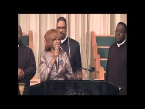 Dr. Dorinda Clark Cole-God has not forgotten you Part 1