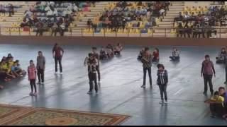 Zumba dance part 1 smksa stpm 2016