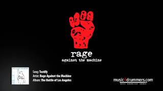 DRUMLESS Rage Against the Machine - Testify - music4drummers