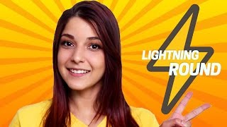 Anime Lightning Round with Gabriela⚡️