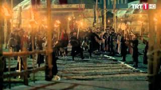 """Diriliş """"Ertuğrul"""" - Turgut ve Aykız Gerdeğe Uğurlanıyor (23.Bölüm)"""
