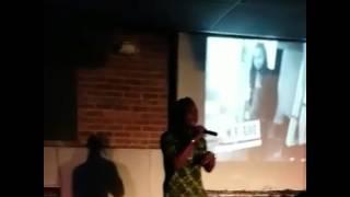 Marquayus Raevon Live at Georges Night Club San Rafael 6/16/17