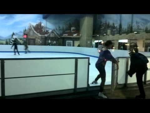 Morocco Mall – Patinoire de l'AdventureLand (HD)