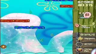 Sponge Bob Deep sea Smash