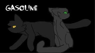 Gasoline - Hollyleaf and Breezepelt - Warrior Cats Animash (CLEAN & REMAKE)