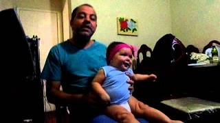 risada de bebê