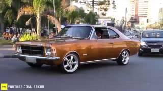 🎩 DASANTIGAS #01 - Gol GTi, Opala, Pontiac GTO, Landau e outros carros antigos!