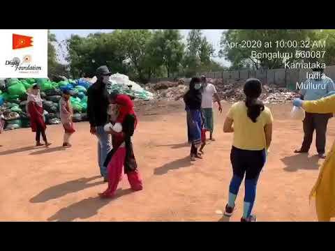grocery distribution in karnataka