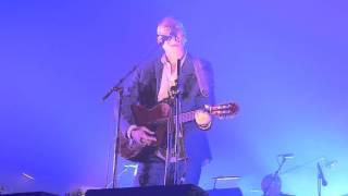 """Stuart A. Staples (Tindersticks) """"James song (Just You)"""" live @ Philharmonie 2 de Paris 22/11/2015"""