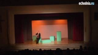 """Premiera sztuki """"Świt"""" w Seminarium Duchownym w Kielcach"""