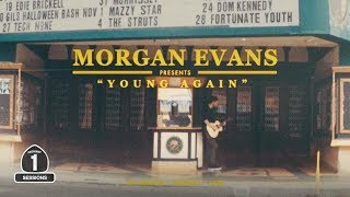 "Morgan Evans - ""Young Again"" [Highway 1 Sessions]"