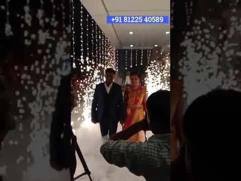 Fog Bride Groom Entry Concept Wedding 81225 40589 Chennai | Pondicherry | Villupuram | Neyveli