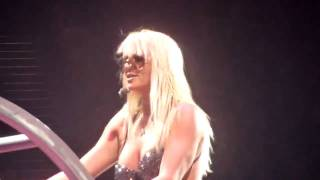 Britney Spears - Do Somethin' - Live at the O2 Arena London - Saturday 6th June 2009