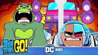 Teen Titans Go! en Español | Persecución Colmena