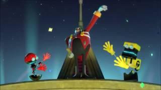 sonic (video music) the fat rat unity