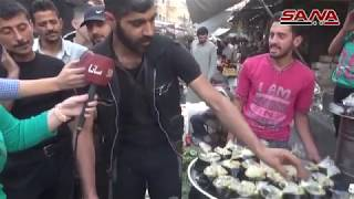 Rituals of Ramadan in Eastern Ghouta width=