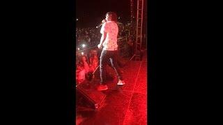 Shane E  live, At Jamfest 2016