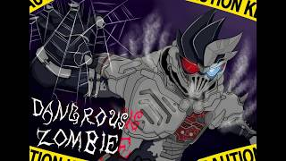 Kamen Rider Genm-Zombie Gamer Level X Sound