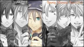 Male Nightcore -Brave Honest Beautiful (Switching Vocals)