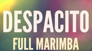 despacito full marimba Luis Fonci