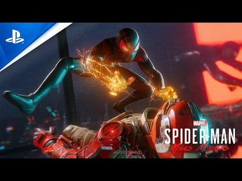 WTFF::: Marvel\'s Spider-Man: Miles Morales Is a \'Full Story Arc\' with New Villains
