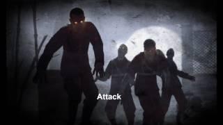 Call of Duty: World at War Zombies - Zombie Sound Effects (Nacht Der Untoten)