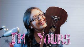 I'm yours - Jason Mraz (Cover Sara Álvarez)