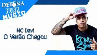 MC Davi - O Verão Esta Chegando+letra Lançamento Oficial 2016