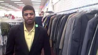 The Broke Socialite TV: Shopping For A Men's Suit...TBS Style