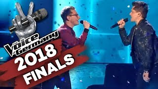 Andreas Bourani - Auf Uns (Samuel Rösch & Michael Patrick Kelly) | The Voice of Germany | Finale