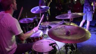 Save Face - Folly (Chris Wills) Drum Video
