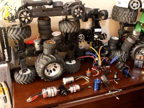 FIRÇASIZ brushless VE fırçalı BRUSHED motor RC MOTOR nedir? rc MOTOR seçimi
